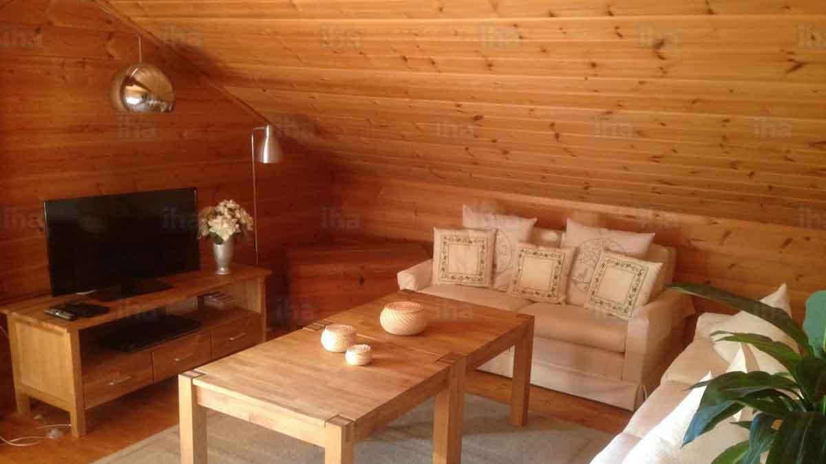 interieur bois maison ossature bois - Metier Pour Construire Une Maison